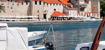 Czarter jachtu z Trogiru