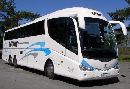 Autokar do Chorwacji