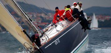 Szkolenie żeglarskie na patent Voditelj Brodice