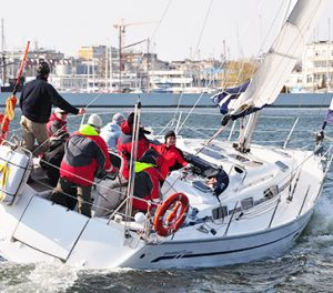 Jachtowy sternik morski - szkolenie w Gdyni