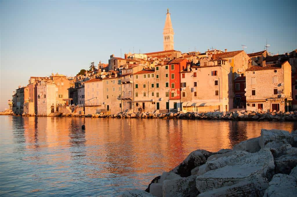 Chorwacja Zimowe Rovinj