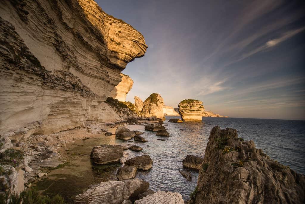 Czarter jachtów Francja - Korsyka Bonifacio