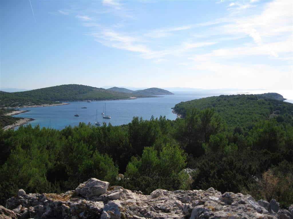 Moja Chorwacja rejs 2010 i 2012