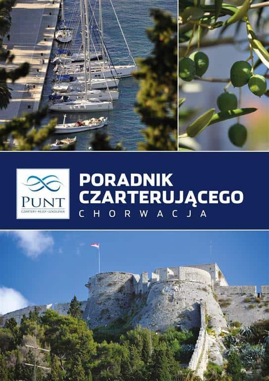 Czarter jachtów Chorwacja - Poradnik czarterującego