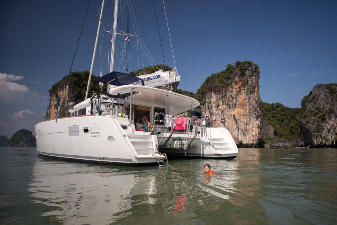 Tajlandia rejs z Phuket