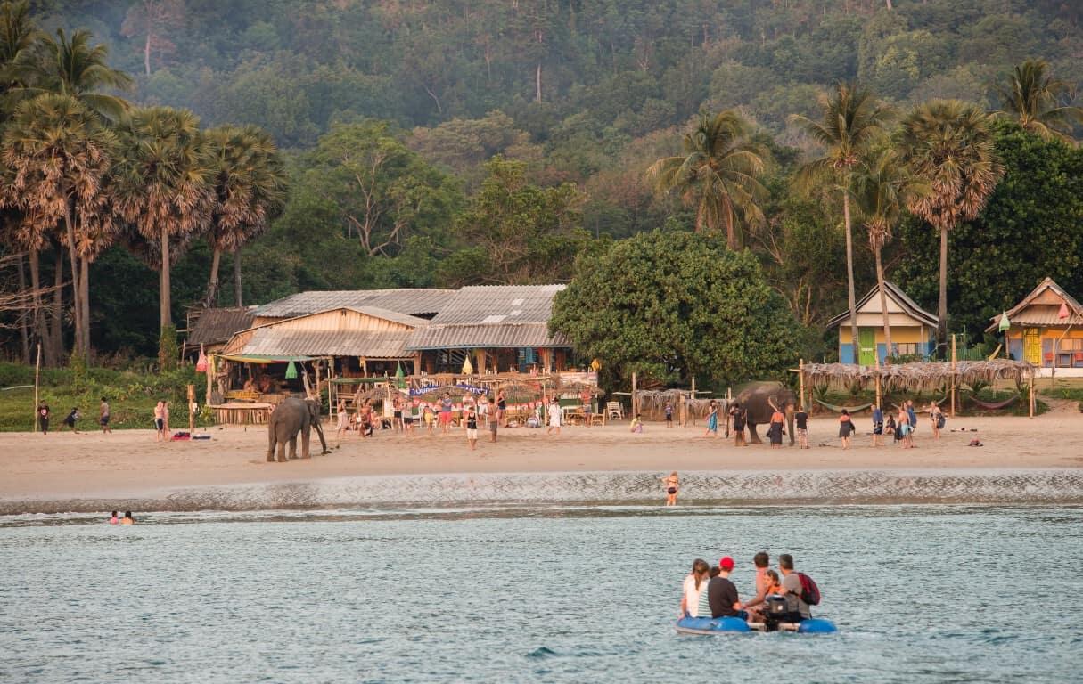 Tajlandia rejs z Phuket Koh Lanta