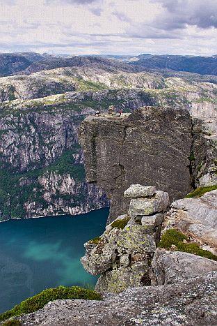 Relacja z rejsu: Norwegia Bergen-Stavanger