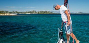 Szkolenie na Jachtowego Sternika Morskiego w Chorwacji