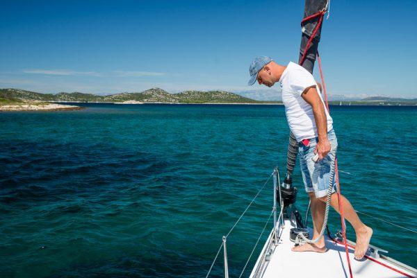 Jachtowy Sternik Morski - szkolenie w Chorwacji