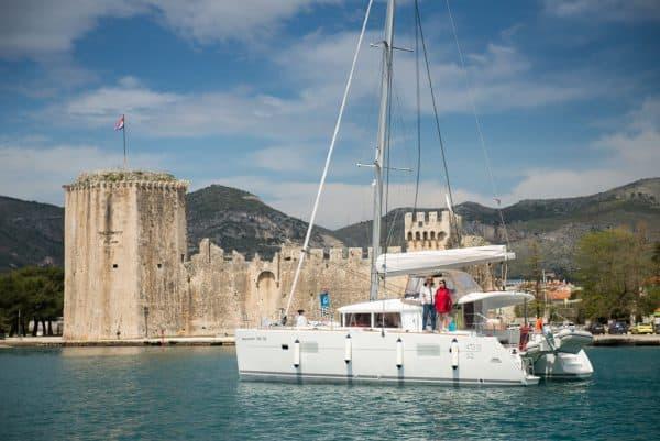 Szkolenie żeglarskie na katamaranie - Chorwacja