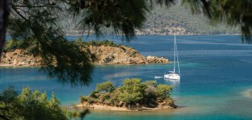 Żeglowanie w Turcji
