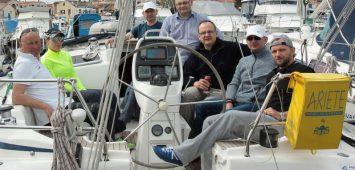 Szkolenie na patent Voditelj Brodice w Chorwacji