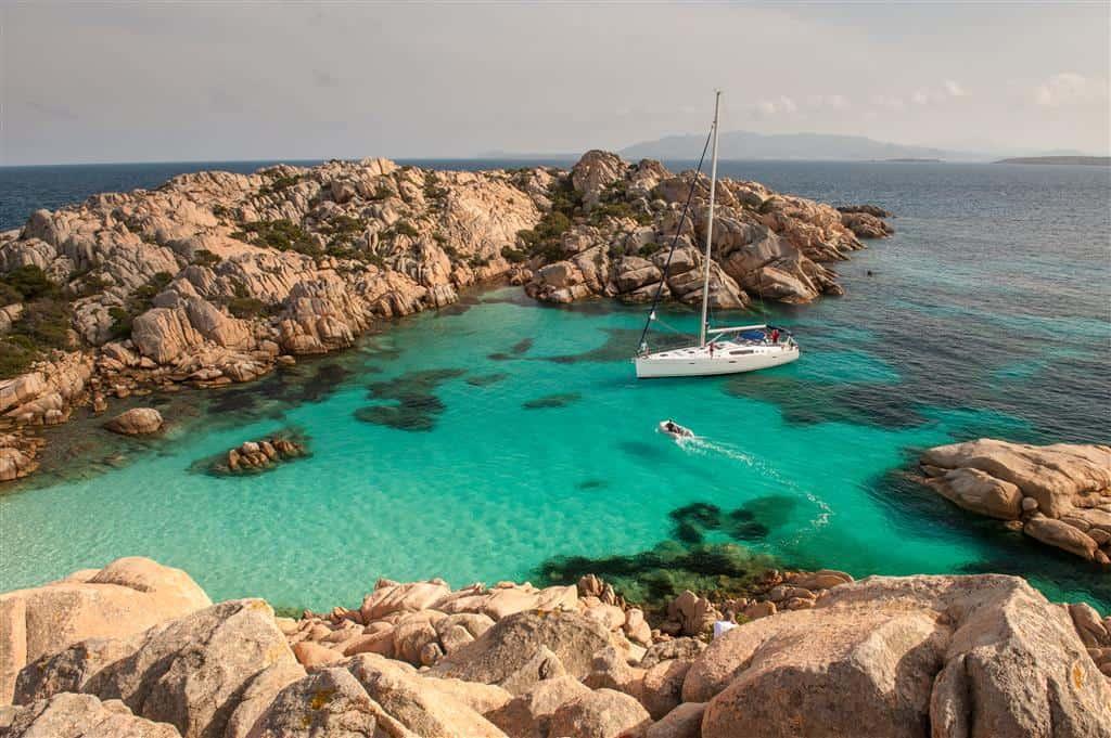 Czarter jachtów Włochy Sardynia