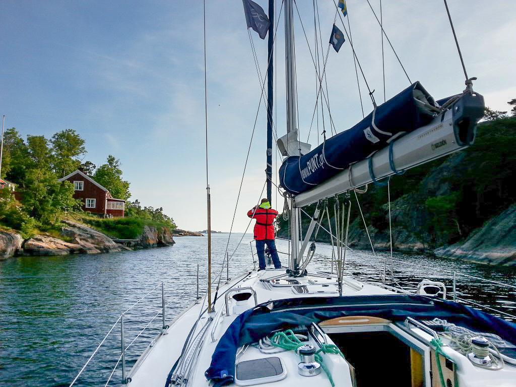 Rejsy morskie na Bałtyku Bavaria 38 cruiser s/y Punt