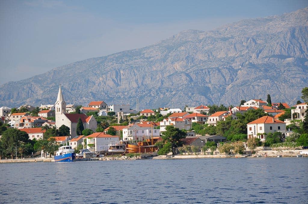 Chorwacja Dzień Dziecka pod żaglami