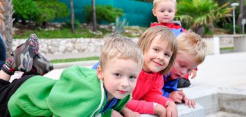 Chorwacja rejs z dziećmi