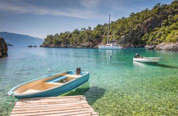 Turcja Cold Water Bay