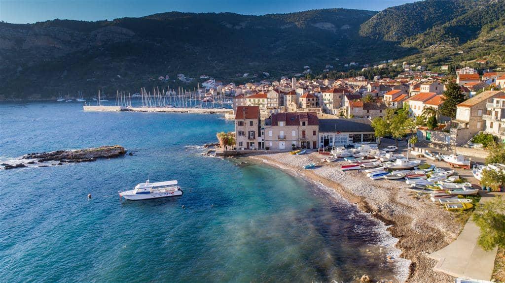 Chorwacja Komiża Vis