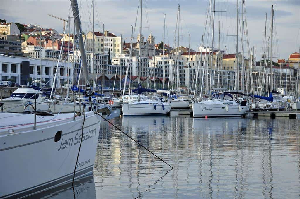 Portugalia rejs z Lizbony do La Coruny