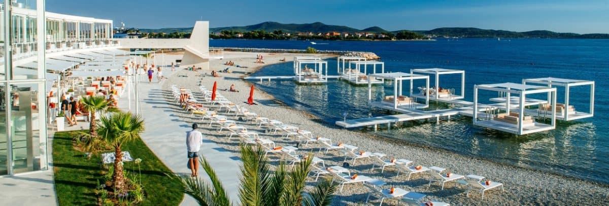 Portus Beach Club Marina Dalmacija Sukosan