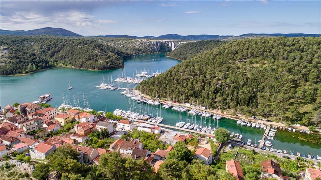Chorwacja Skradin