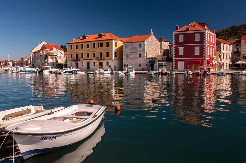 Stari Gard wyspa Hvar