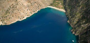 Turcja Butterfly Valley czyli Dolina Motyli