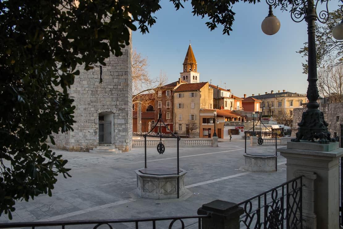 Plac Pięciu Studni Zadar