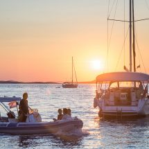 Chorwacja czarter jachtu ze skipperem