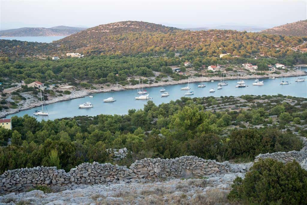 Wyspa Żirje Chorwacja