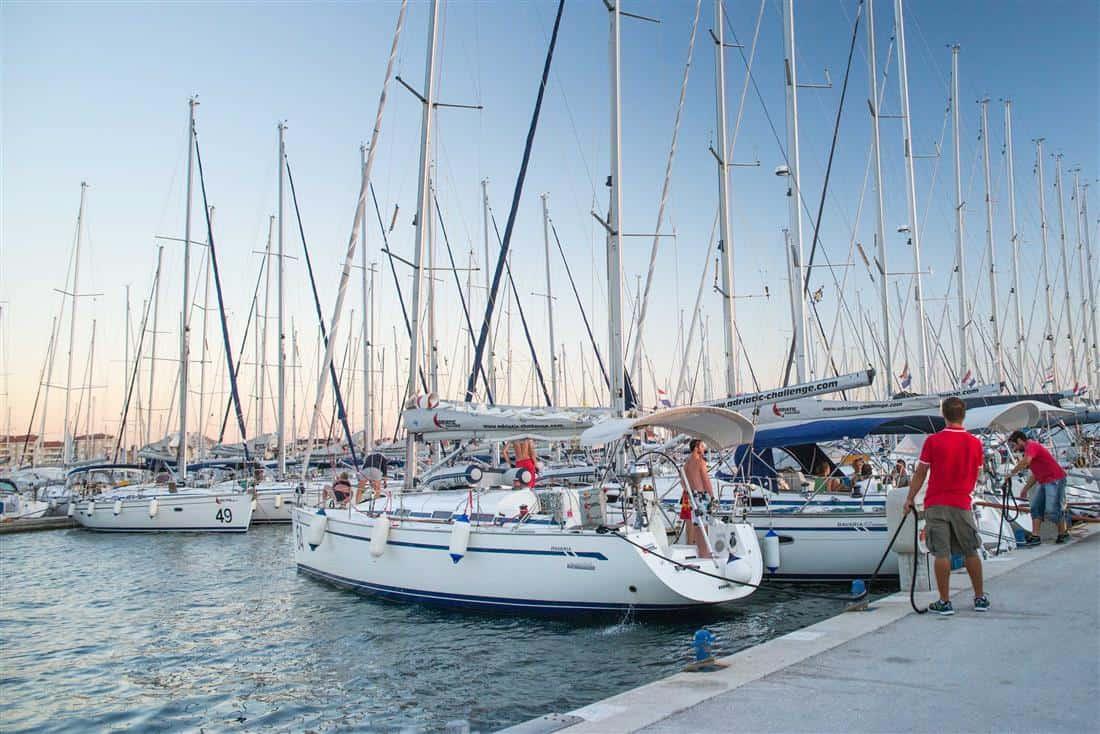 Przejęcie jachtu - na co zwrócić uwagę