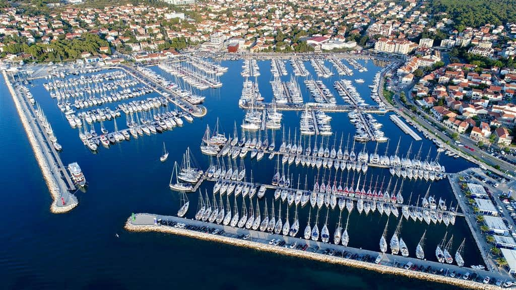 Marina Kornati Marina Sangulin Biograd na Moru Chorwacja