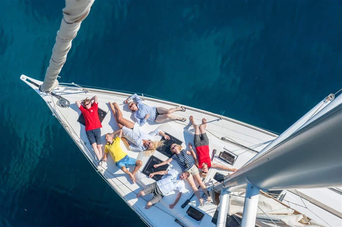 Rejs na Sycylii październik 2017