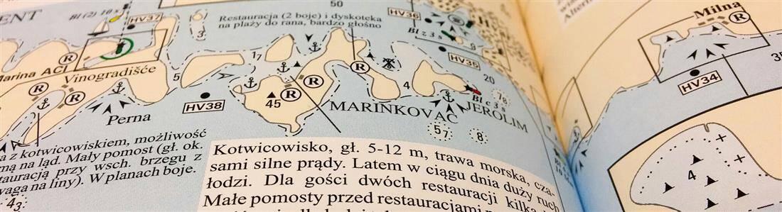 kotwicowisko na mapie