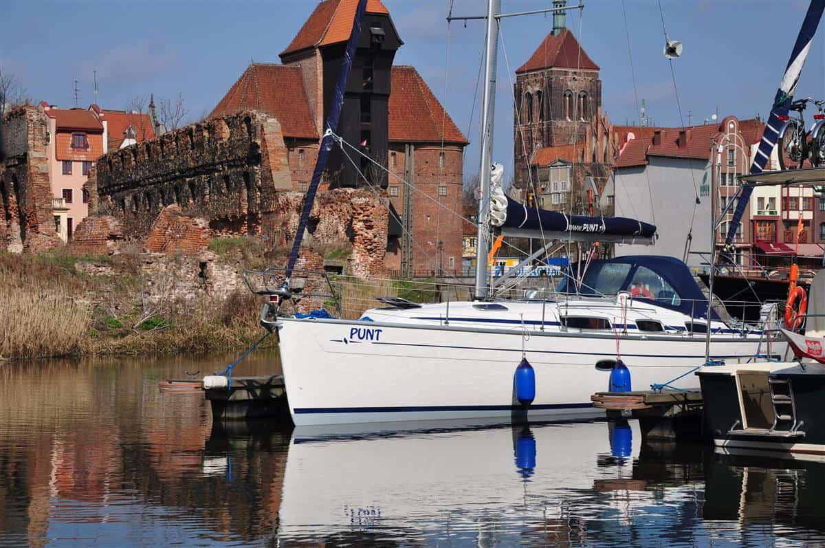 Intensywny rejs szkoleniowy na Zatoce Gdańskiej
