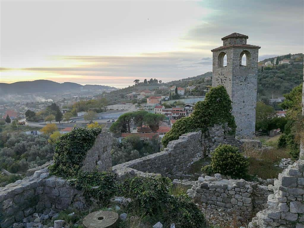 Stary Bar Czarnogóra