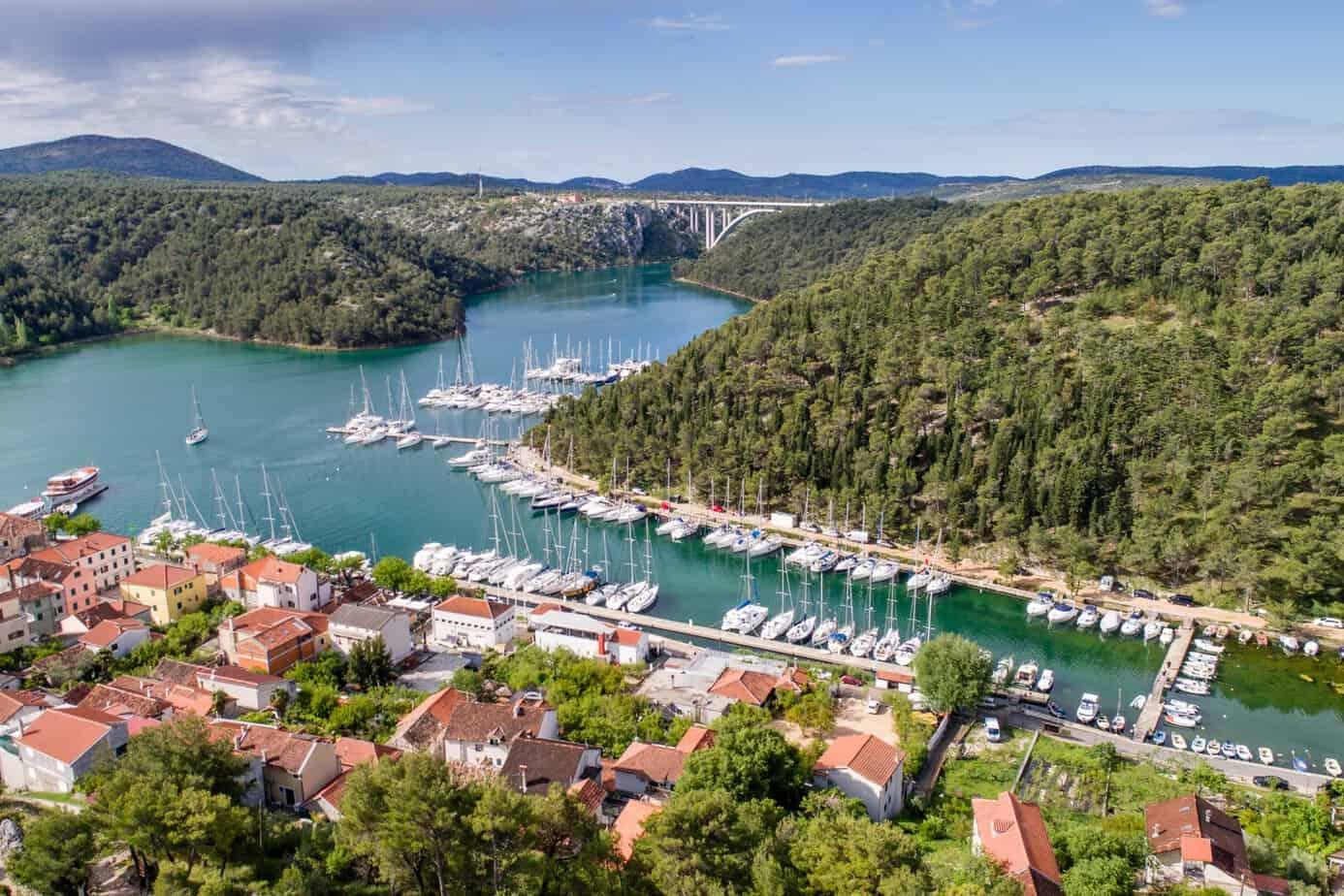 ile kosztuje czarter jachtu w Chorwacji