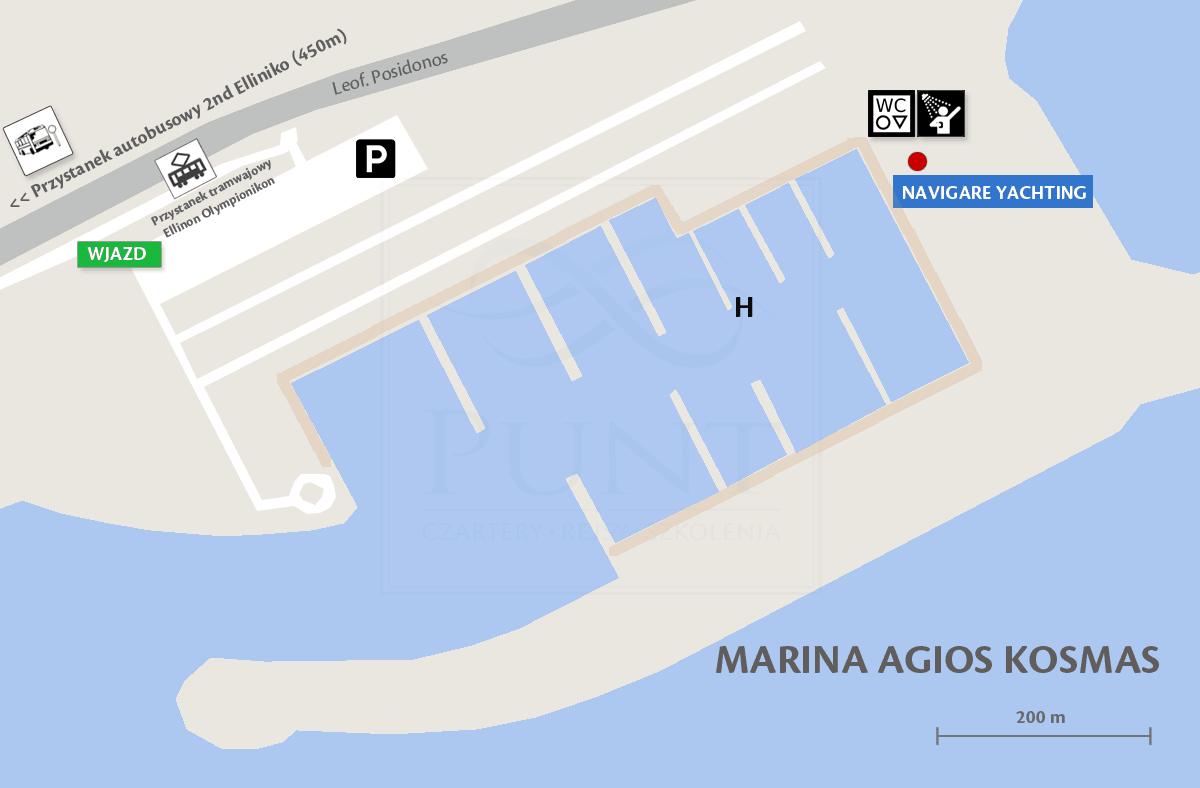 Marina Agios Kosmas