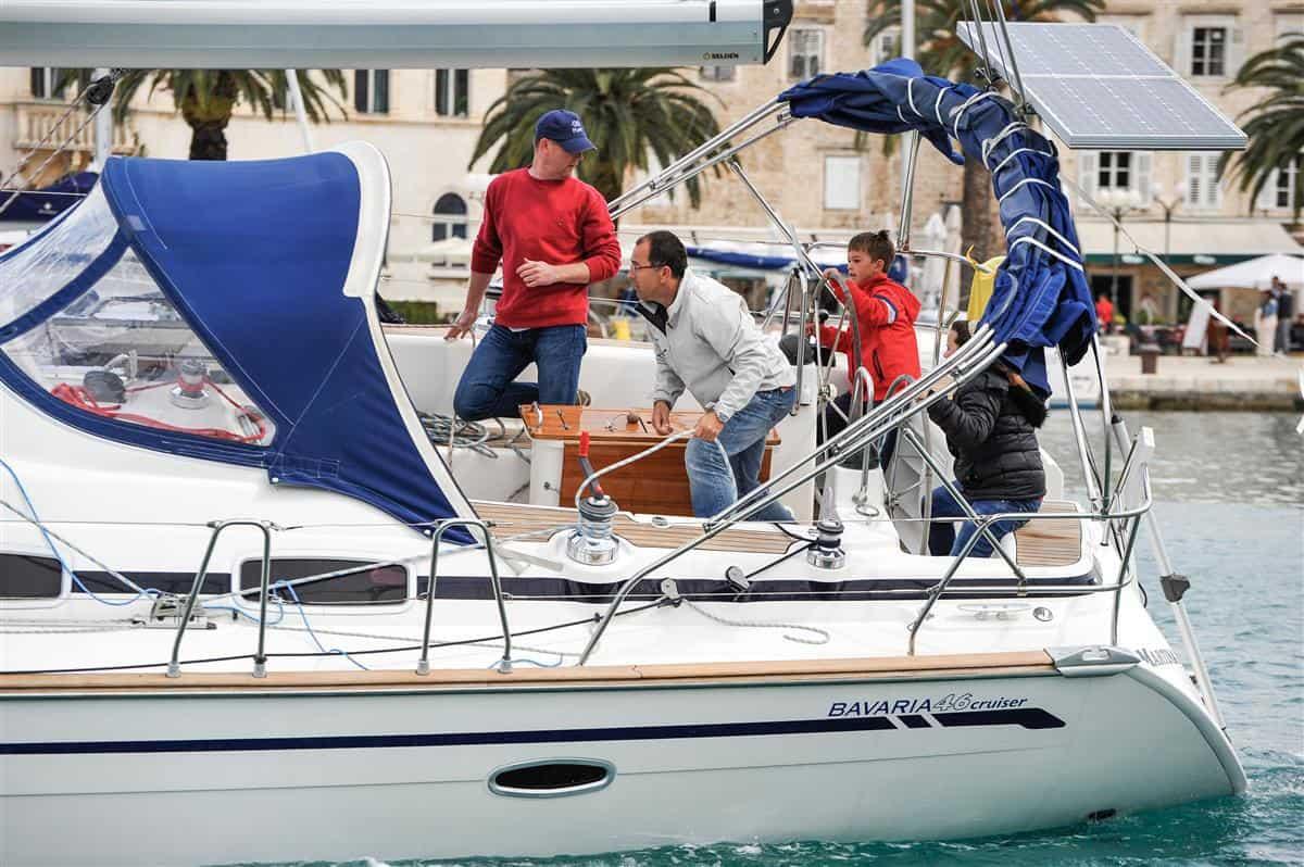 Uprawnienia żeglarskie w Chorwacji