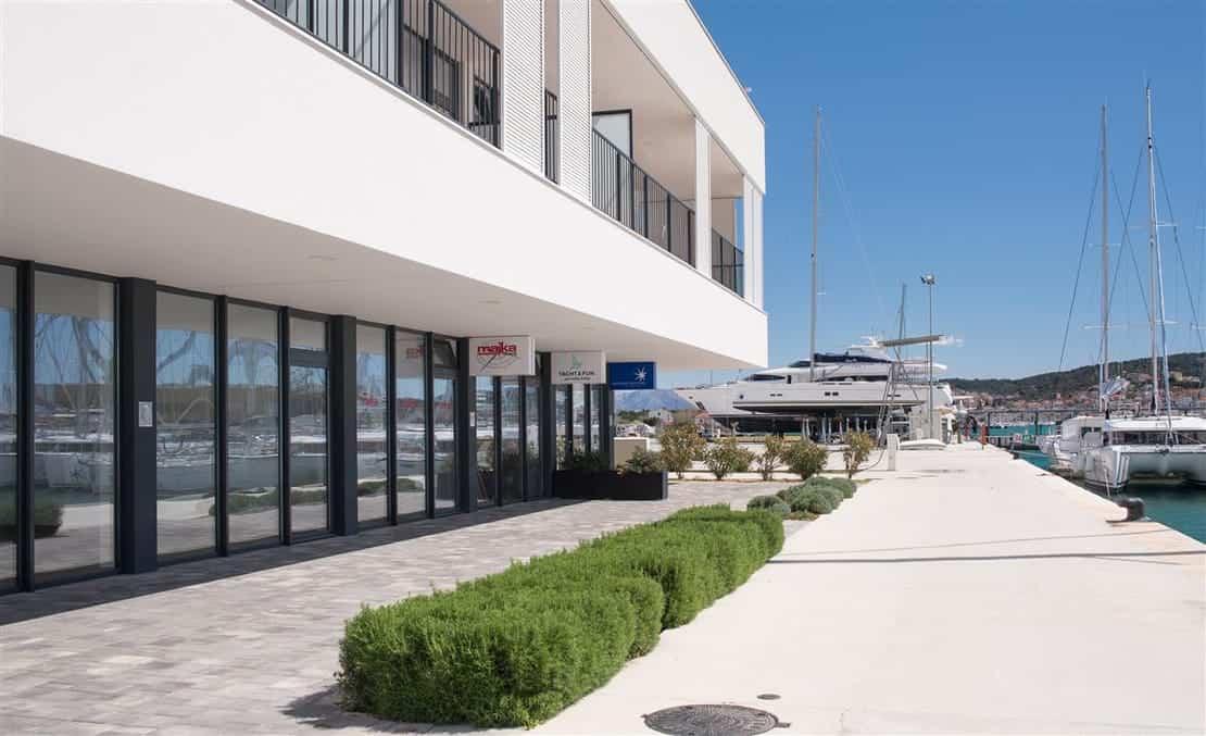 Marina Baotić Seget Donij biuro Navigare Yachting