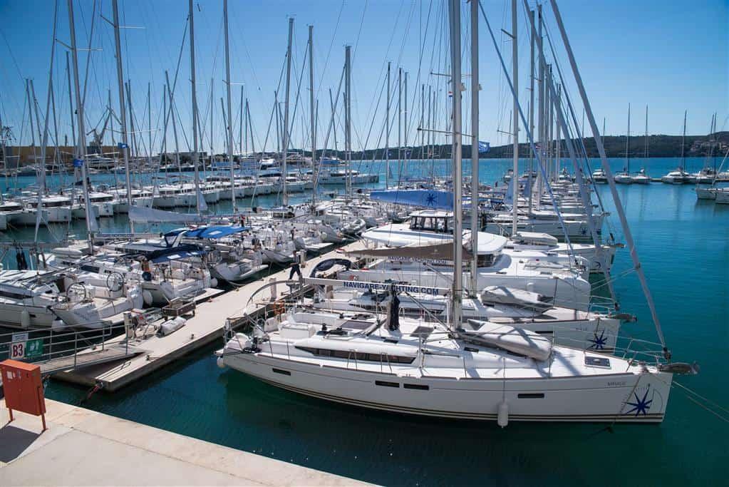 Baza Navigare Yachting w Segecie
