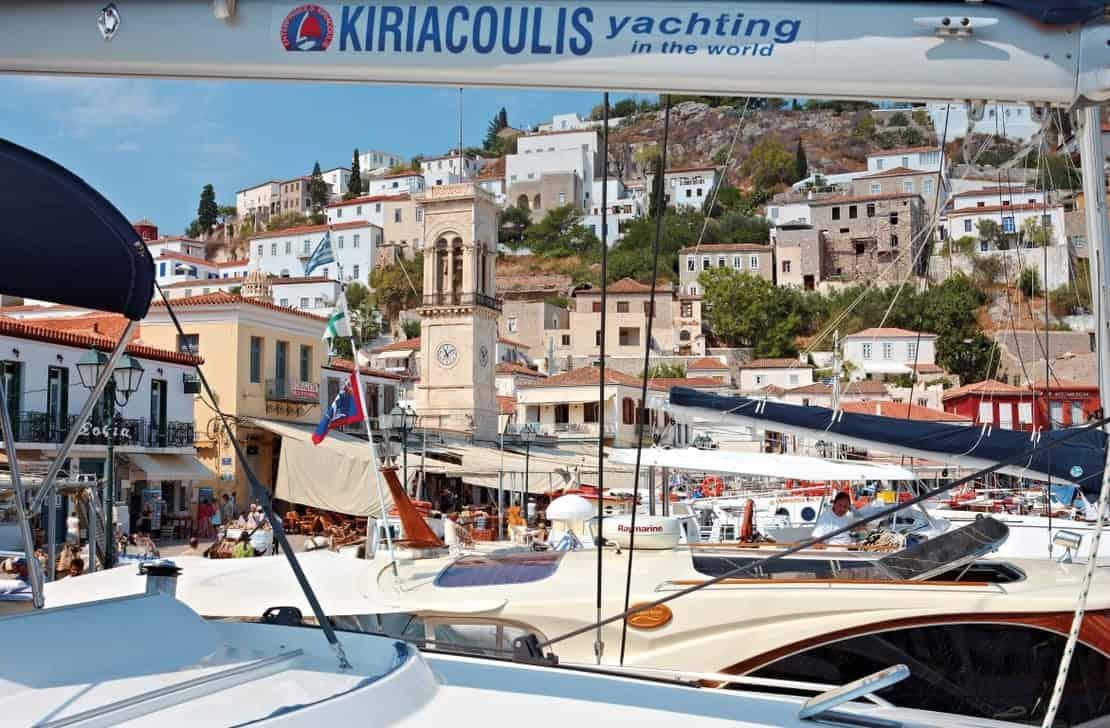 Czarter jachtów Kiriacoulis Grecja