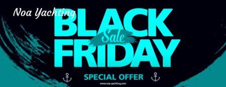 Świętuj Black Friday z Noa Yacht teraz - 30%
