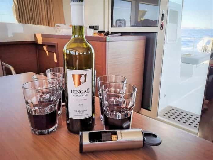 Wino dingac