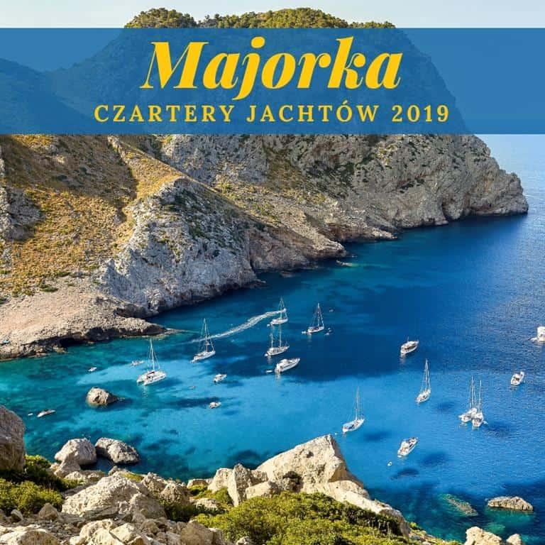 Czarter jachtów na Majorce