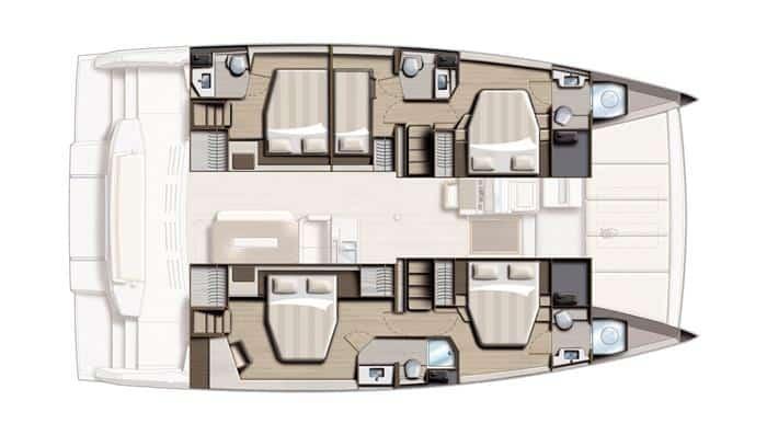 layout BALI 4.8 wersja 5 kabinowa