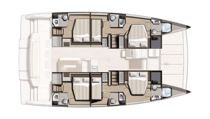 layout Bali 4.8 wersja 6 kabinowa