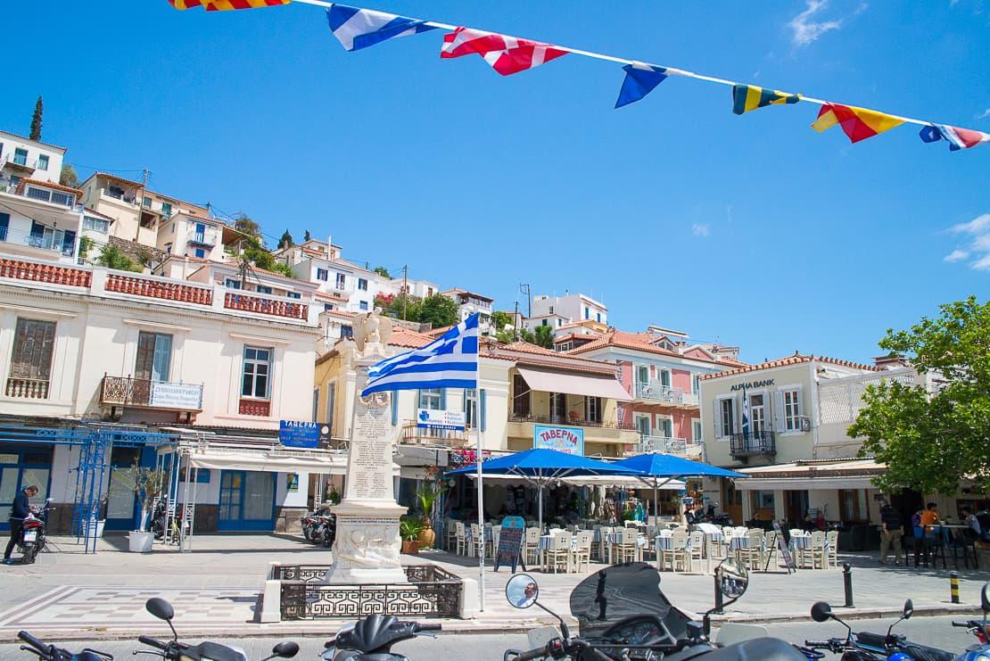Grecja Poros
