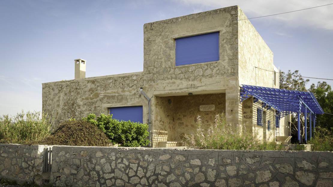 dom Nikosa Kazantzakisa Aegina