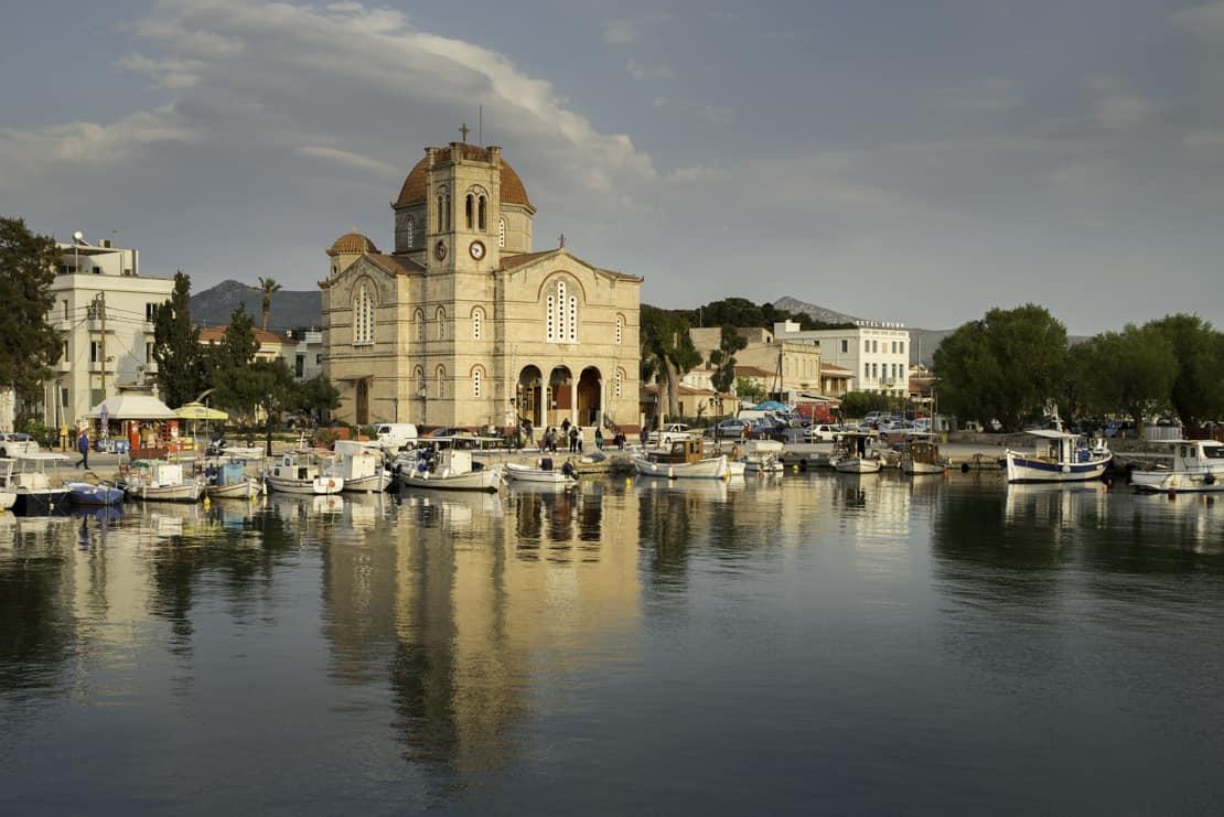 Port Aegina